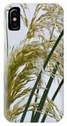 Cascading Pampas IPhone Case