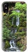 Cascading Waters IPhone Case