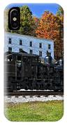 Cass Railway Wv Painted IPhone Case