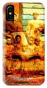 Cast Into The Wind IPhone Case