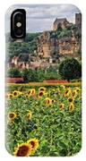 Castle In Dordogne Region France IPhone Case