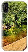Castor River View IPhone Case