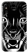 Cat Mask IPhone Case