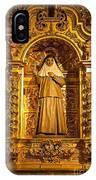 Cathedral De La Almudena IPhone Case