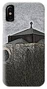 Cathedral On The Hill IPhone Case