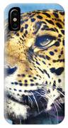 Cats Eyes - Leopard IPhone Case