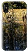 Cattail Duck Cover IPhone Case