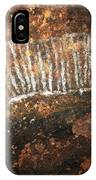 Cave Painting Of A Witchittey Grub IPhone Case