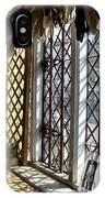 Cecilenhof Palace Window IPhone Case