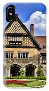 Cecilienhof Palace Berlin Germany IPhone Case