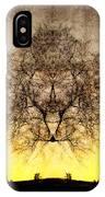 Celestial Sunrise IPhone Case