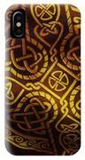 Celtic Cross IPhone Case