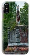 Cemetery Spires IPhone Case