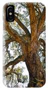 Centenarian Cork Tree IPhone Case