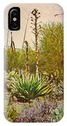Century Plant IPhone Case