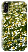 Chamomile Fields IPhone Case