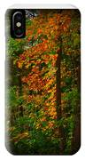 Changing Seasons IPhone Case