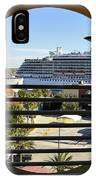 Channelside Tampa Art Deco IPhone Case