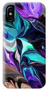 Chaotic Visions IPhone Case