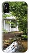 Chapel At Hickory Run State Park IPhone Case