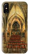 Chapel In Dordogne France IPhone Case