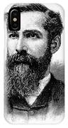 Charles Betts Galloway IPhone Case