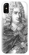 Charles-francois Du Fay IPhone Case