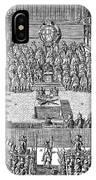 Charles I (1600-1649) IPhone Case