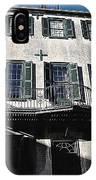 Charleston Houses IPhone Case