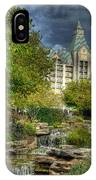 Chateau On The Lake IPhone Case