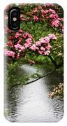Chatsworth Tree IPhone Case