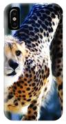 Cheeta IPhone Case