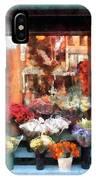 Chelsea Flower Shop IPhone Case