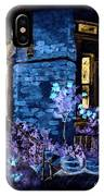 Chelsea Row At Night IPhone Case