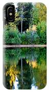 Chena River View IPhone Case