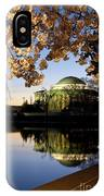 Cherry Blossoms At Dawn IPhone Case