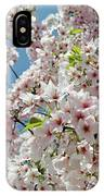 Cherry Blossoms Of The Sky IPhone Case