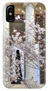 Cherry Blossoms Washington Dc 1 IPhone Case