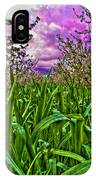 Cherry Orchard After The Storm IPhone Case
