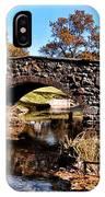 Chester County Bow Bridge IPhone Case