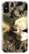 Chestnut Flower IPhone Case