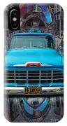 Chevrolet Pick Up Abstract IPhone Case