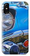 Chevy Headlight IPhone Case