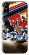 Chevy Line Up IPhone Case
