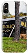 Chew Mail Pouch IPhone Case