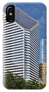 Chicago Crain Communications Building - Former Smurfit-stone IPhone Case