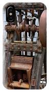 Chicago Iron Works IPhone Case