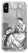 Childrens Magazine, C1885 IPhone Case