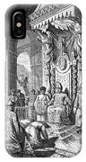 China: Paying Tribute, C1600 IPhone Case