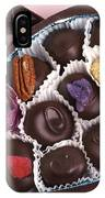 Chocolates IPhone Case